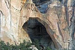 La Ventana Natural Arch (El Malpais National Monument, New Mexico, USA) 2 (James St. John) Tags: la ventana natural arch el malpais national monument new mexico zuni sandstone jurassic