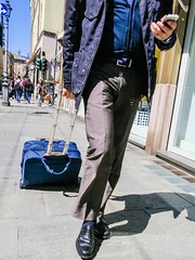 Marco Betti 2014 - URBAN BODY 14 W (m@be) Tags: man humanfigure project urbanbodies finearts parma viarepubblica italy marcobetti people street