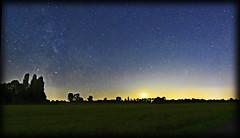 05.10.2016Genneville (o.penet) Tags: genneville nuits nikon lacte ciels etoiles d750 dieu voie sky milkyway nights normandy fields landscapes