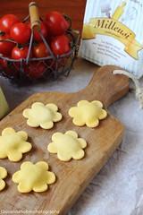 Ravioli con ricotta di capra e melanzane 7 (Giovanna-la cuoca eclettica) Tags: ravioli melanzane uova farina ricotta primipiattiabasediverdure