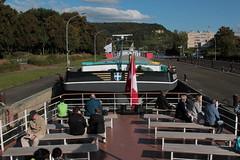 Gütermotorschiff GMS Myriana ( Ex INITIA - Baujahr 1994 - Tonnage 2`801 t - Länge 104.93 m - Breite 11.40 m - ENI 02321599 - Rheinschiff Schiff Frachtschiff ) in der Schleuse Birsfelden am Rhein - Hochrhein im Kanton Basel Landschaft der Schweiz (chrchr_75) Tags: albumzzz201610oktober christoph hurni chriguhurni chrchr75 chriguhurnibluemailch oktober 2016 hurni161004 rheinschifffahrt schifffahrt gütermotorschiff schiff ship bateau frachtschiff frachtschifffahrt ms merian eni 07001574 fgs fahrgastschiff kursschiff rheinschiff motorschiff albumkursschiffehochrheinundioberrheinbeibasel albumgütermotorschiffeaufhochrheinundoberrheinbeibasel schleuse albumschleusenderschweiz schweiz suisse switzerland svizzera suissa swiss hochrhein albumhochrhein rhein fluss river albumrhein schiffahrt kursschiffahrt passagierschiffahrt passagierschiff skib alus πλοίο 船 корабль schip fartyg barco albumschweizerkursschiffe chrchr chrigu