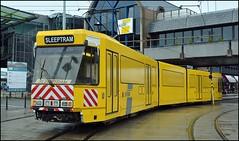 De Lijn 6102 | Oostende Station (OVNL) Tags: de lijn belgi kusttram sleeptram bn tram 6102 oostende station strassenbahn kust coast nmbs bahnhof