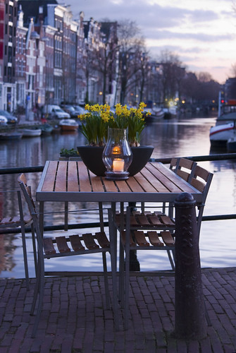Canalside Table
