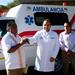 12/02/2012 entrega de ambulancia al C.S