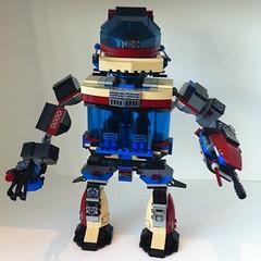 Lego Mecha (robertodimilano) Tags: lego mecha mech