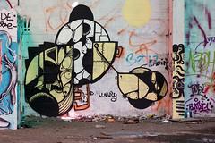 La Fabrica - 71 (r2hox) Tags: graffiti urbanart santiagodecompostela arteurbano abandonedspaces