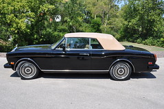 "1980 Rolls Royce Corniche • <a style=""font-size:0.8em;"" href=""http://www.flickr.com/photos/85572005@N00/8634792348/"" target=""_blank"">View on Flickr</a>"