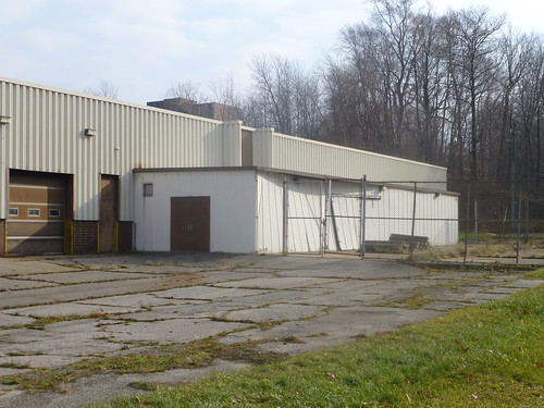 Former Clarkins in Euclid, Ohio