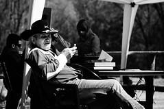 John (.:Federico:.) Tags: people bw western oldnew