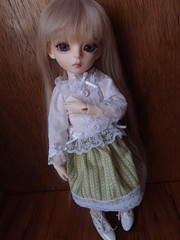 Mary Leen (Yko) Tags: bubble bjd balljointeddoll yosd dollndoll