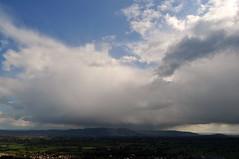 Cloudscape (Dave McGlinchey) Tags: clouds convection storms cloudscapes breiddenhill