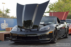 Corvette Supercharged (Brett Levin Photography) Tags: show car university florida south towers davie corvette supercharged 595 sfla