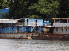old passenger boats (vincentello) Tags: river boat ship south sudan nile nil fleuve navire juba sudsoudan