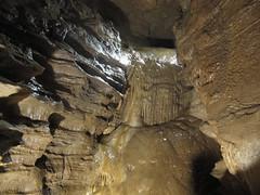 FROZEN WATERFALL CAVE-INDIANA (adamhaydock) Tags: adam frozen waterfall indiana canyon cave caving haydock indianacaves indianacaving frozenwaterfallcave