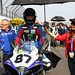 #87 Gareth Jones (AUS) - SBK - Yamaha Motor Deutschland by Monster Energy - SUPERBIKE*IDM Lausitz 19.04.-21.04.2013
