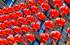 Raise the Red Lantern (Gary Burke.) Tags: street nyc newyorkcity red holiday ny newyork festival canon asian eos rebel colorful downtown chinatown manhattan chinese chinesenewyear celebration explore event gothamist lantern ethnic lunarnewyear eastbroadway redlantern explored garyburke klingon65 t1i canoneosrebelt1i