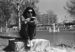 Simona, Beverwijk (Sean Anderson Classic Photography) Tags: orange italian 8 3a filter jupiter pyro kiev pmk neorealism