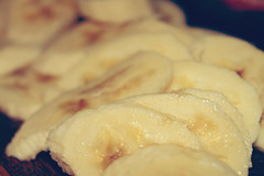 Banana Slices (Kassandra O'Shea) Tags: food fruit healthy banana slice