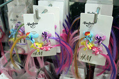 my little pony at H&M (House Of Secrets Incorporated) Tags: hm mylittlepony fluttershy pinkiepie rainbowdash twilightsparkle mylittleponyfriendshipismagic