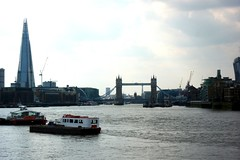 The first view of Tower Bridge (Bods) Tags: london towerbridge walk riverthames thamespath theshard thamespathnationaltrail greenwichtolondonbridgewalk thamespathstage2