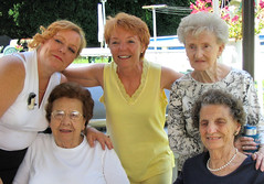 Grandmom's Wake 32 (tineb07) Tags: friends colleen 2006 brush kelly dolores sanza
