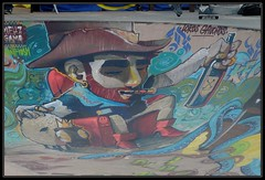 Difuz (Gramgroum) Tags: street art graffiti marseille bowl skate bol difuz probowlcontest undartground