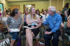 Play Therapy Training Institute with Dr. Garry Landreth 2014
