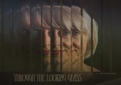 THROUGH THE LOOKING GLASS (Pat Newton Photography) Tags: art photoshop creativity fineart creativephotography canon6d