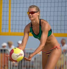 17231438 (roel.ubels) Tags: nk beachvolleybal beachvolleyball volleybal volleyball beach scheveningen sport topsport 2016