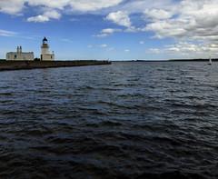 chanonry point (violica) Tags: lighthouse faro scotland highlands unitedkingdom regnounito blackisle morayfirth scozia chanonrypoint firthofmoray
