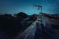 Bz. T. (Veistim) Tags: blue nightfall sunset photography city