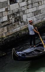 (Brucato Sara) Tags: art summer city venezia mare estate travel viaggiare gondola gondoliere barca veicolo