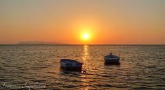 Sunset (Francesco Impellizzeri) Tags: landscape trapani sicilia sunset boats seascape