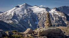 Ruth Mountain from Hannegan Peak (Alex Karpovski) Tags: hanneganpeak ruthmountain washington wa northcascade northcascades mountbaker mountshuksan