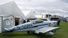 G-GDRV RV6, Sywell (wwshack) Tags: egbk england laa lightaircraftassociation northamptonshire orm rv6 sywell sywellaerodrome vans ggdrv roundtheworld