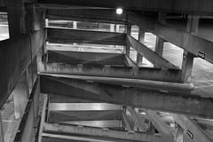 Parking Garage (MikeDPhotographs) Tags: parking garage ramp lines concrete levels