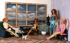 take some more cake, please (photos4dreams) Tags: omg  2016 photos4dreams dress barbie mattel doll toy p4d photos4dreamz barbies girl play fashion fashionistas outfit kleider mode puppenstube tabletopphotography aa sidney cateblanchett rosa bobbyjean