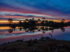 P8270385 (dokonal@ymail.com) Tags: sunset omd lake reflection em1 olympus