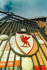 This is Anfield (saile69) Tags: lfc premierleague football liverpool anfield klopp fans gates badge crest