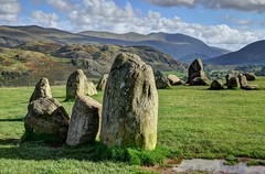 Castlerigg stone circle, Lake District (Explored) (Baz Richardson (trying to catch up!)) Tags: cumbria lakedistrict castleriggstonecircle megaliths countryside landscapes explored