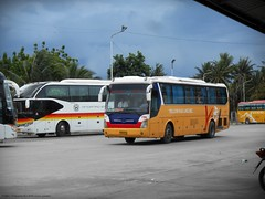 Yellow Bus Line A-21 (Monkey D. Luffy 2) Tags: hyundai heifei jac bus mindanao photography philbes philippine philippines enthusiasts society