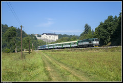 ČD 754 042, Český Šternberk (CZ)
