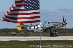 P-51 Mustang Baby Duck - 2016 Cleveland National Air Show (mikelynaugh) Tags: clevelandnationalairshow clevelandairshow cleveland clevelandohio airshow ohio northeastohio burkelakefrontairport burkelakefront airport lakeerie p51 p51mustang p51d babyduck vladolenoch
