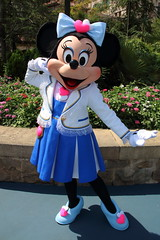 Minnie Mouse (sidonald) Tags: tokyo disney tokyodisneysea tds tokyodisneyresort tdr greeting   minniemouse minnie