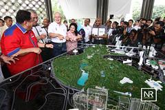 Majlis Pelancaran Projek Tugu Negara.Tugu Negara.4/9/16. (Najib Razak) Tags: majlis pelancaran projek tugu negara