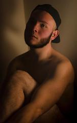 Ornament (Emiro Campos, Jr.) Tags: self portrait orange nude