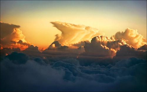 Mistery of the sky