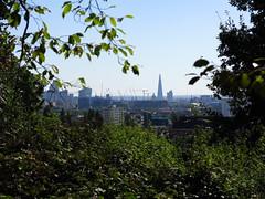 London from Parliament Hill (ClemsonWendi) Tags: london hampsteadheath parliamenthill