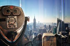 Gotham (KPictures Fotografie) Tags: newyorkcity manhattan nyc usa us amerika rockefellercenter oneworldtradecenter skyline outdoor nikond90 tamron28250 skyscraper architecture