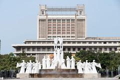 The Mansudae Art Theatre, Pyongyang (George Pachantouris) Tags: dprk north korea pyongyang kim ilsung jongil jongun communism socialism